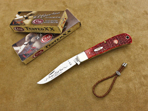 "BKC 2011 Club Knife - Case ""BackPocket"" Jigged Bone Trapper"