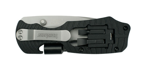 Select Fire - GFN Multi-Tool Folder - LinerLock Folder - BeadBlast Plain Edge