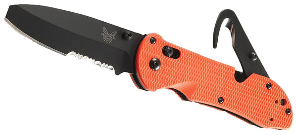 Triage - G10 Rescue Tool, Blunt Tip - AxisLock Folder