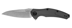 Bareknuckle - Aluminum Drop Point Style Flipper - FrameLock Folder