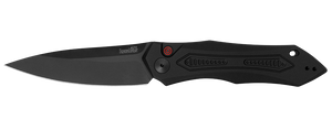 Launch 6 – Alum Drop Point Automatic – ButtonLock Folder