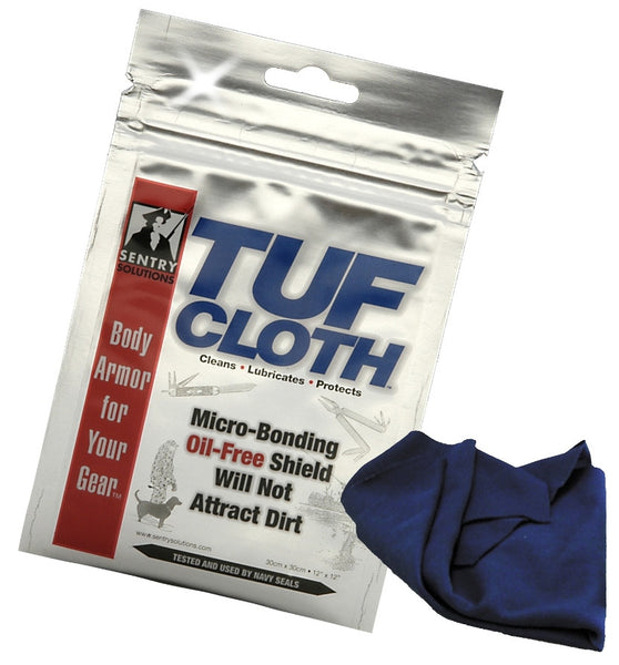 Tuf-Cloth - Cleaner, Lubricant and Protectant - Pouch