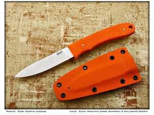 East Fork - G10 Ultra-Light Hunter - Fixed Blade - Plain Edge