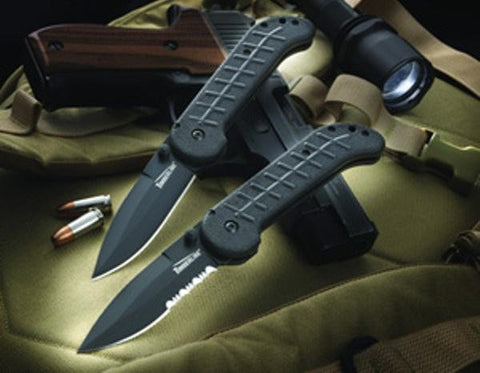 Timberline KickStart - Vallotton/Ochs Assisted Folders - LinerLock Folder