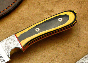 Gray, Robb - King Rancher Drop Point Hunter - Fixed Blade - 2012 MKA Club Knife