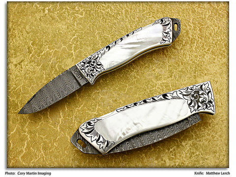 Lerch, Matt - New Lisbon Mother of Pearl Interframe - LockBack Folder