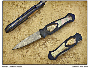 Martin, Peter - Dual Action Window Frame Automatic - LinerLock Folder