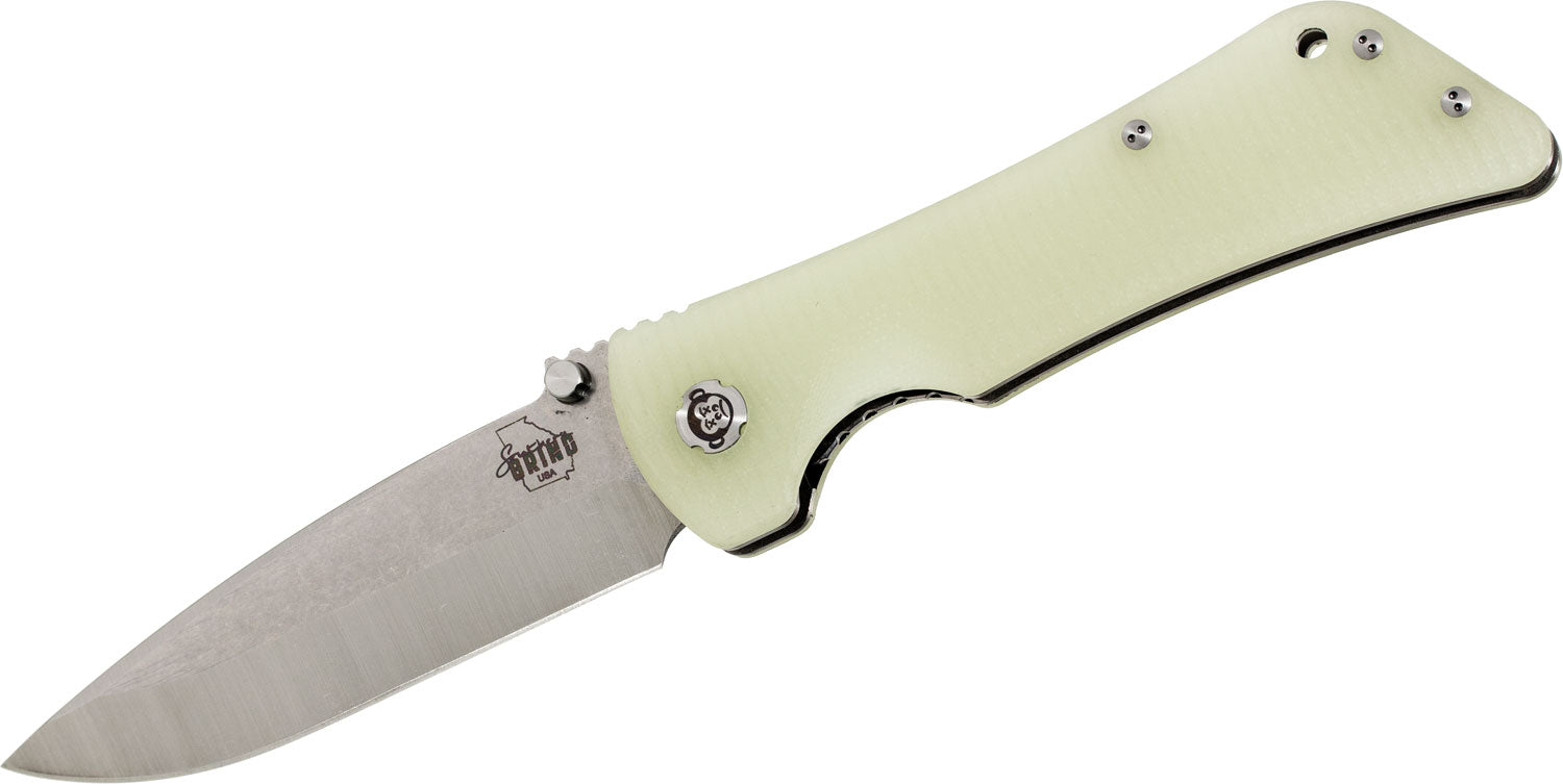 Bad Monkey - G10 Drop Point Style - LinerLock Folder