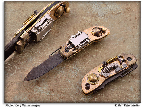 Martin, Peter - Trap Door Steampunk Automatic - ButtonRelease Folder