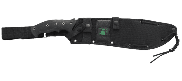 Chanceinhell - PYP Machete w/Nylon Sheath - Fixed Blade