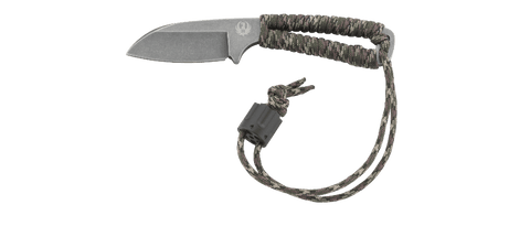 Cordite - Cord Wrapped Survival Knife w/Sheath - Fixed Blade
