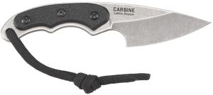 Carbine - GRN on Full Tang Neck Knife - Fixed Blade