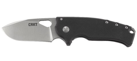 Batum - G10/SS Drop Point w/ThumbSlot - FrameLock Folder