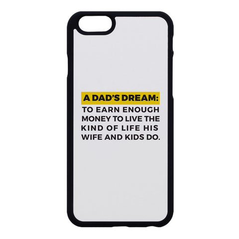 "Builder's ""Logic"" A Dad's Dream Phone Case"