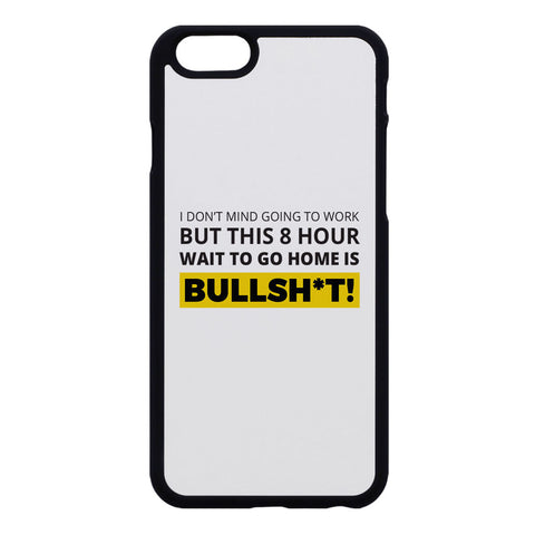 "Builder's ""Logic"" 8 Hour Wait Phone Case"