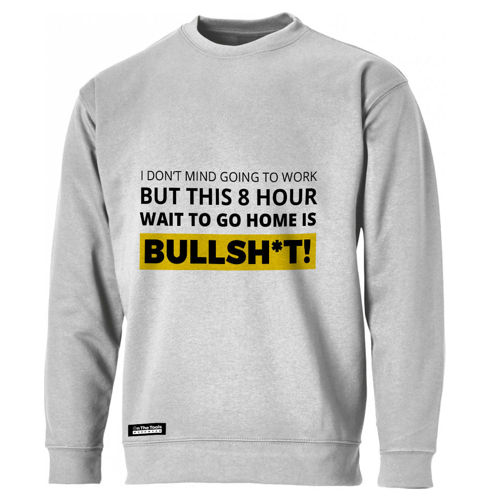 "Builder's ""Logic"" 8 Hour Wait Sweatshirt"