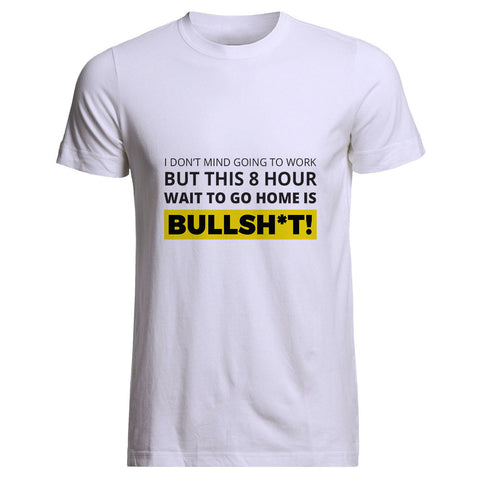 "Builder's ""Logic"" 8 Hour Wait Tee"