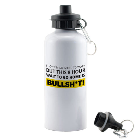 "Builder's ""Logic"" 8 Hour Wait Water Bottle"