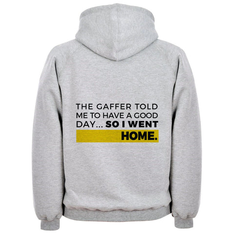 "Builder's ""Logic"" Have a Good Day Hoodie"