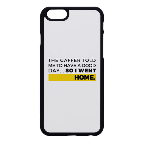 "Builder's ""Logic"" Have a Good Day Phone Case"