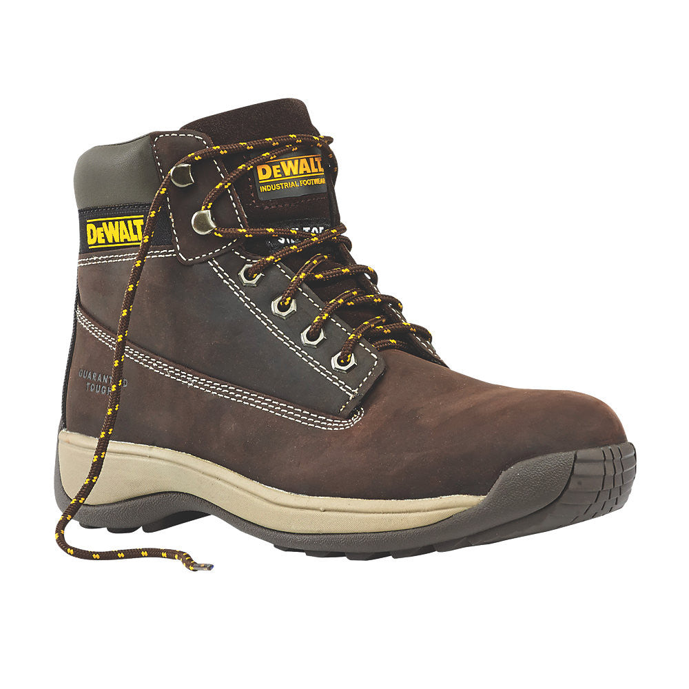 DeWalt Apprentice Boot Brown