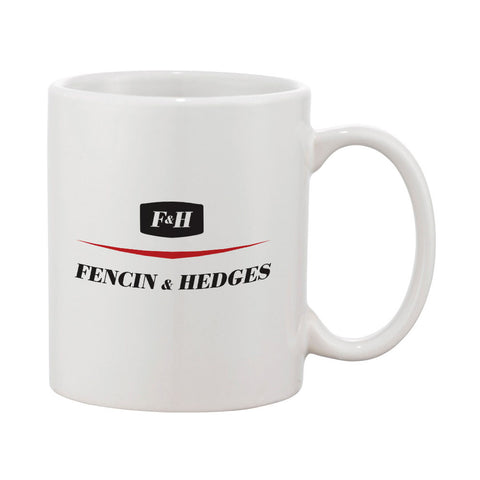 Fencin & Hedges Mug