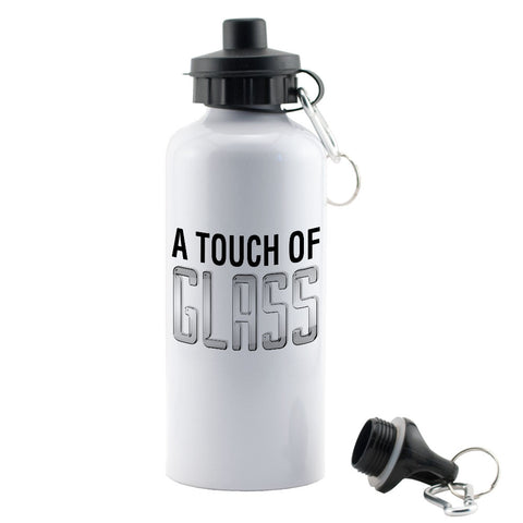 A Touch of Glass Water Bottle