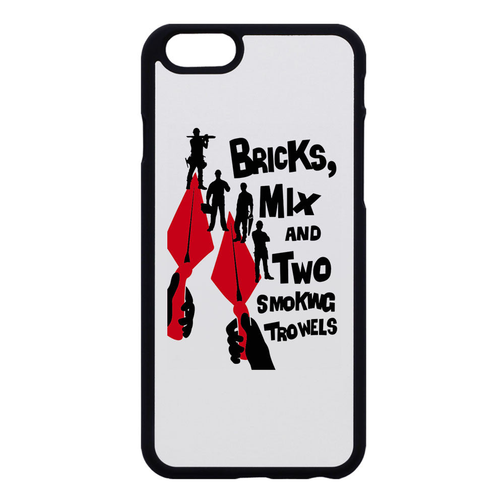 Two Smoking Trowels Phone Case