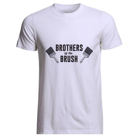 Brothers Of The Brush Painters Tee