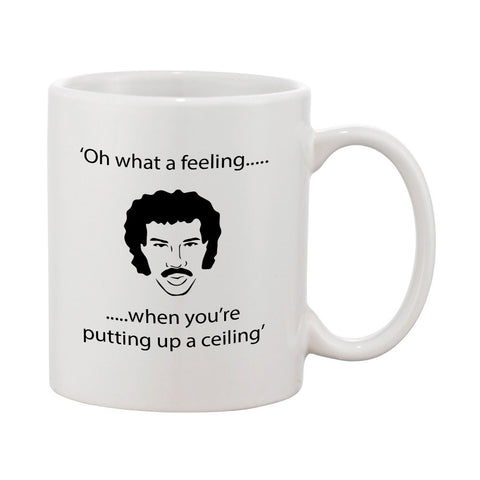 Ceiling Fixer Mug