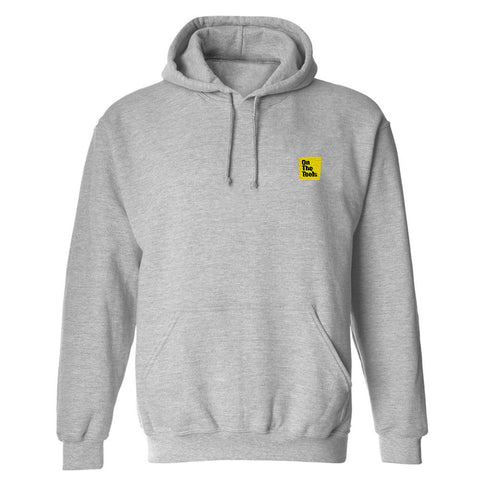 Plasterers do it against the wall hoodie