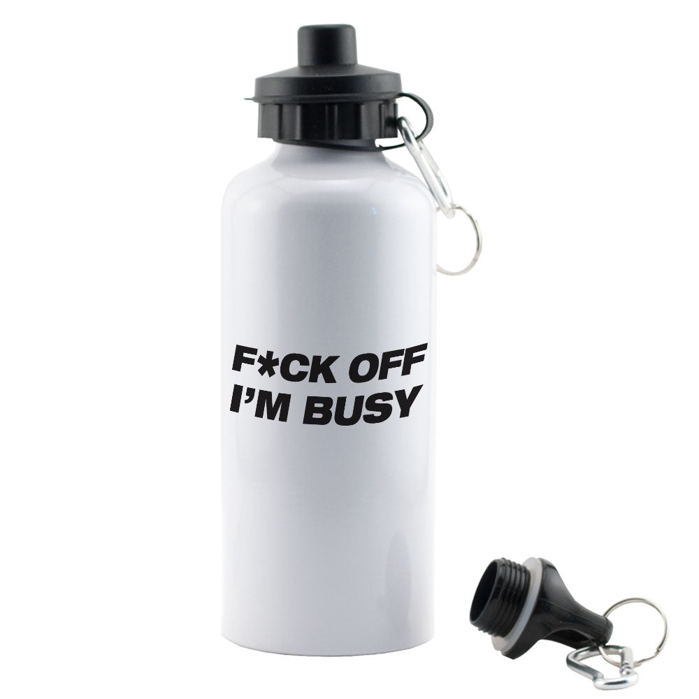 F*ck Off I'm Busy Water Bottle