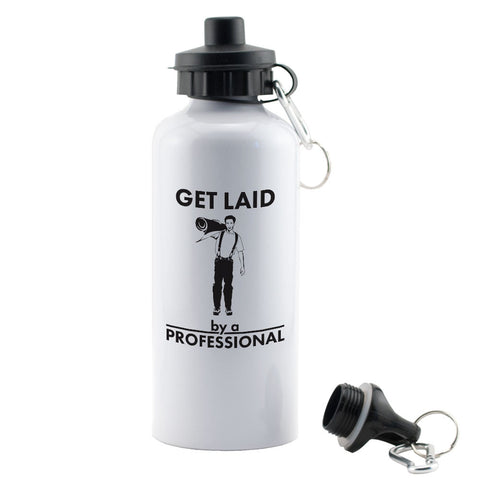 Get Laid By A Pro Water Bottle
