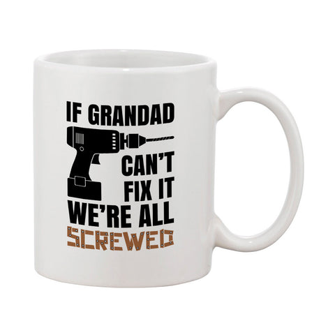 Grandad Fix it Mug