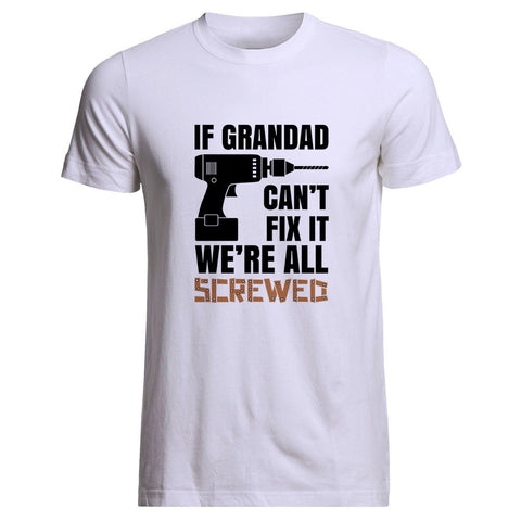 Grandad Fix it Tee