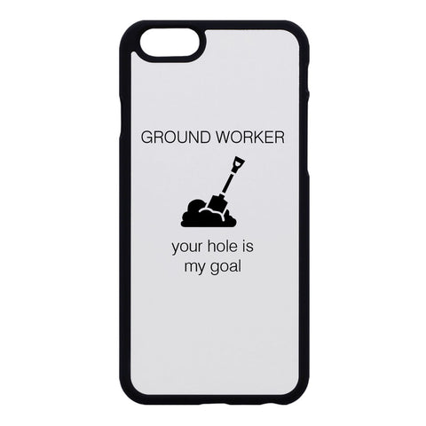 Groundworker Phone Case