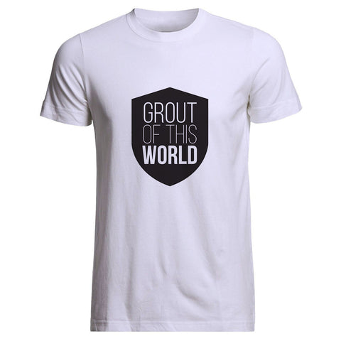 Grout Of This World Tee