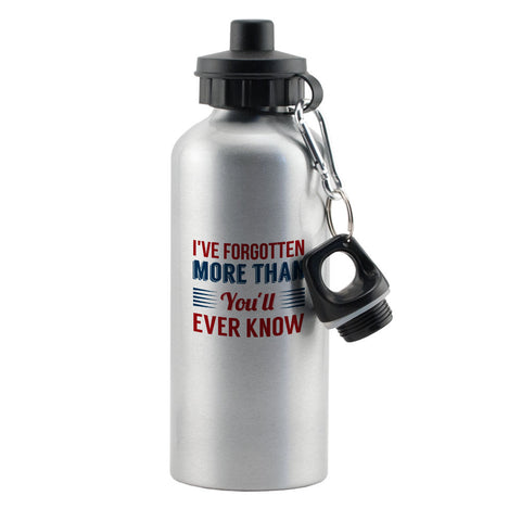 Forgotten More Than You'll Ever Know Water Bottle