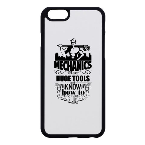 Mechanics Phone Case