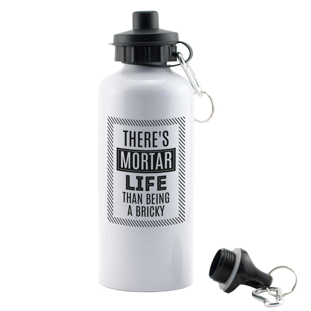 There's 'Mortar' Life Water Bottle