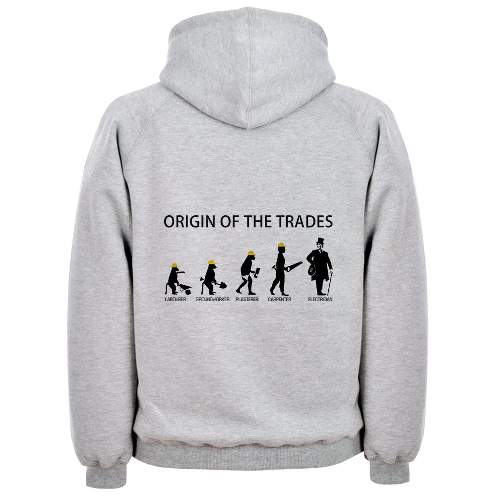 Origin Of The Trades Hoodie