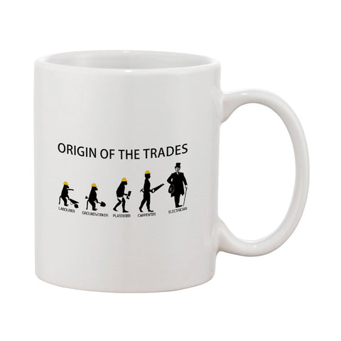 Origin Of The Trades Mug