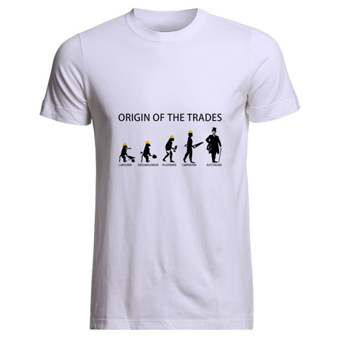 Origin Of The Trades Tee