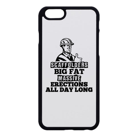 Scaffolders Erection Phone Case