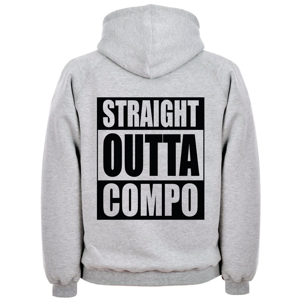 Straight Outta Compo hoodie