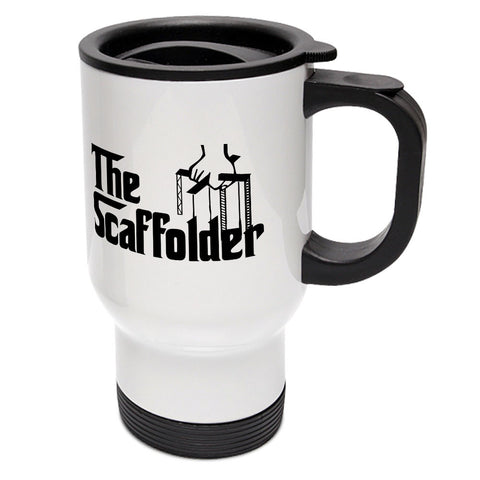 Scaffolder Gangster Travel Mug