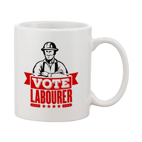 Vote Labourer Mug