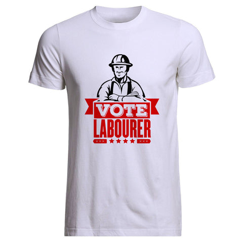 Vote Labourer Tee