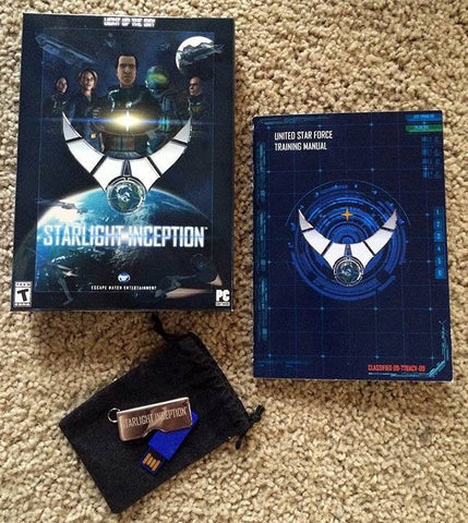 Starlight Inception Boxed Set