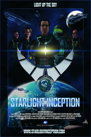 Starlight Inception Poster